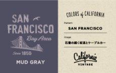画像3: 【 California Vintage 】犬服 タンクトップ San Francisco  (3)