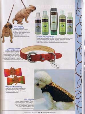 犬 シャンプー 雑誌